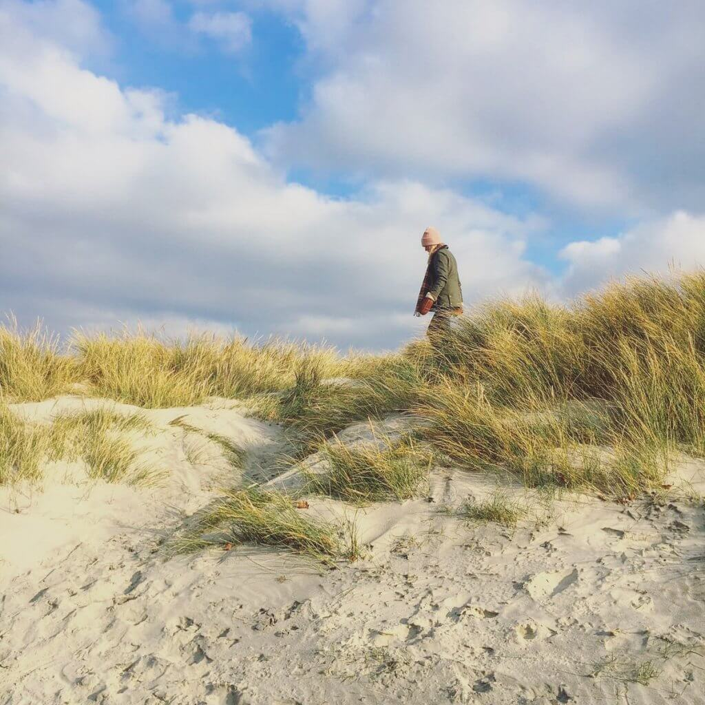 Dog walks at West Wittering beach…