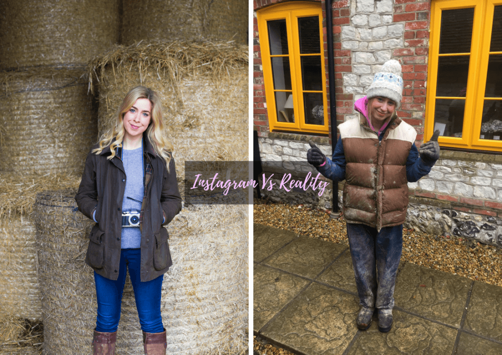 Instagram vs. reality in Farming…