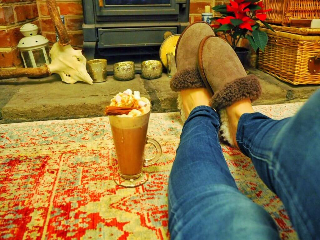 Top 10 ways to stay cosy this Christmas…