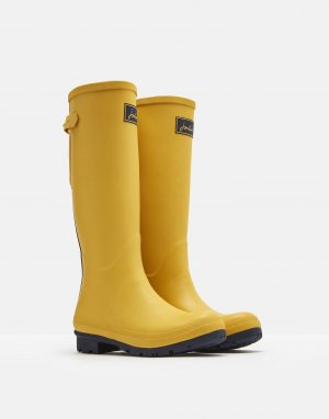 FIELD WELLY WITH ADJUSTABLE BACK GUSSET